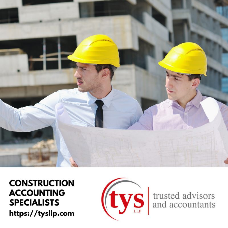 ASmall construction companies, accounting partners, construction accounting specialists, accountants who know construction industry
