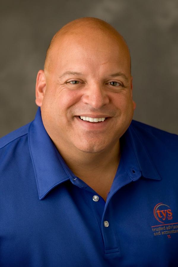 Tim Shortsleeve founding Partner